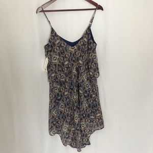 NWT One Clothing High Low Dress